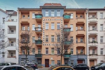 Quartier Zwei – schöne 3 Zimmerwohnung am Treptower Park, 12435 Berlin, Etagenwohnung