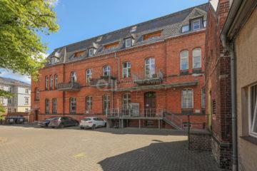 Quartier Zwei – kernsaniertes Denkmalgeschützes Wohn- und Geschäftshaus., 16225 Eberswalde, Mehrfamilienhaus