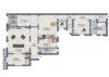 Quartier Zwei - Exklusive 5,5 Zimmer Altbauwohnung mit Aufzug. - QII -216-21-4