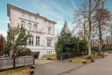 Quartier Zwei – großzügige Gründerzeitvilla mit über 570qm Wohnfläche., 14513 Teltow / Ruhlsdorf, Villa