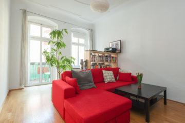 Quartier Zwei – schöne 2 Zimmerwohnung am Treptower Park, 12435 Berlin, Etagenwohnung